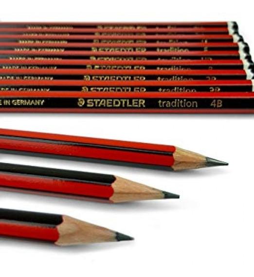 Estojo Lápis Graduado 6+2 Staedtler Tradition *keima*stok*