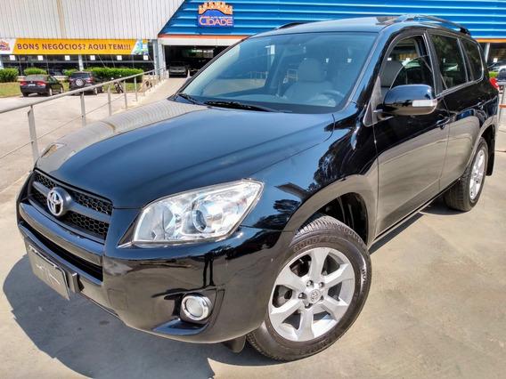 Toyota Rav4 2.4 168 Cv 4wd Automático 2011/2011 Única Dona