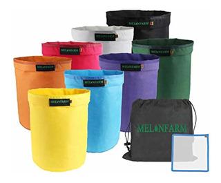 Melonfarm Bubble Bags 5-gallon 8-bag Set