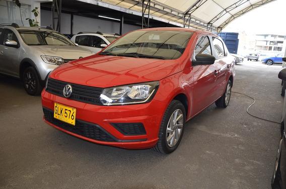 Volkswagen Voyage Confortline 1.6 Mec Placa Glk576
