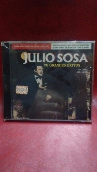Julio Sosa - 20 Grandes Exitos