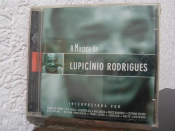 Cd Vários - A Música De Lupicínio Rodrigues