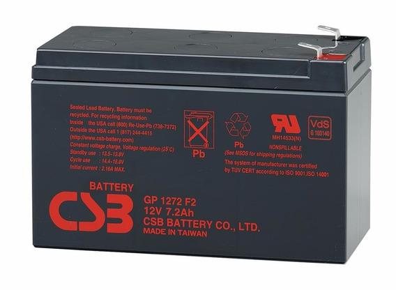 Bateria 12v - 7ah Original E Nova
