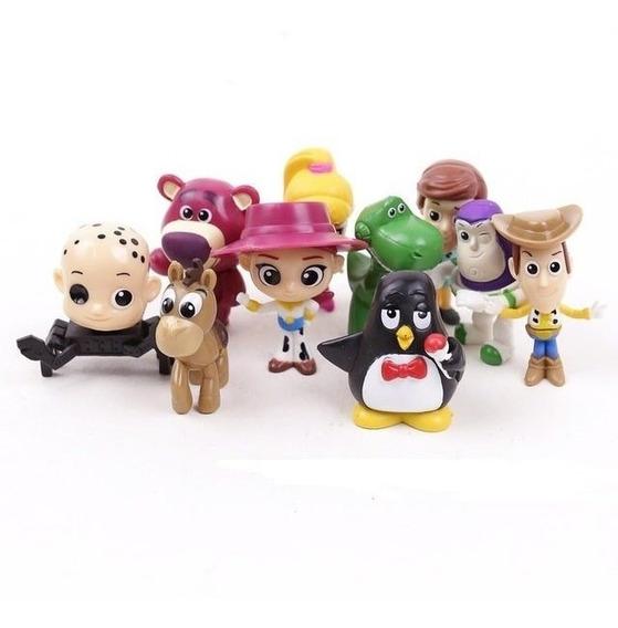 Toy Story Lotso Baby Head Woody Jessie Buzz Lightyear Whezzy