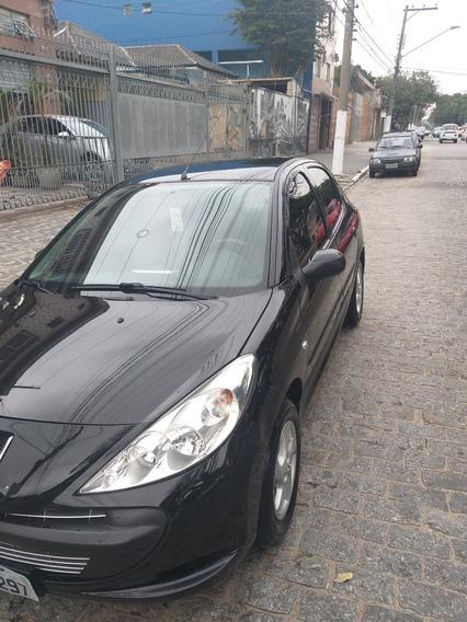 Peugeot 207 Xr Sport Flex 1.4 Baixa Km Pneus Novos