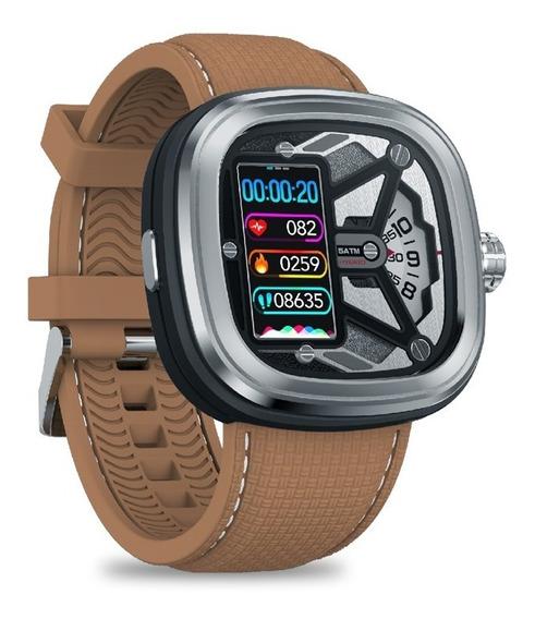 Reloj Pulsera Inteligente Zeblaze Hybrid 2 Ips 5 Atm Imperm.