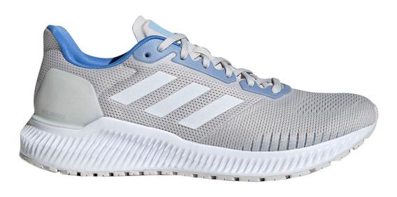 Zapatillas adidas Running Solar Ride W Mujer Gr/bl