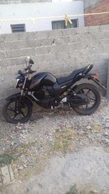 Yamaha Fz 16 2014 Negra