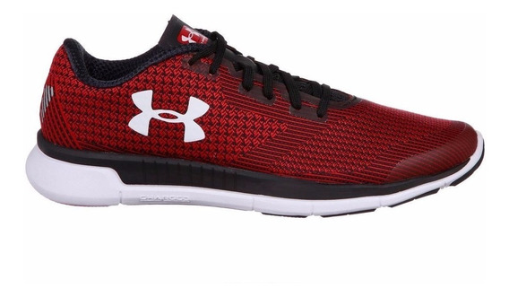 Tenis Under Armour Charged Hombre