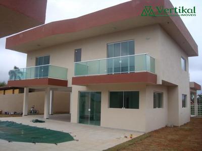 Casa Residencial A Venda, Paysage Noble - V-2484