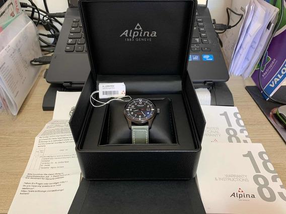 Alpina Geneve Startimer Pilot