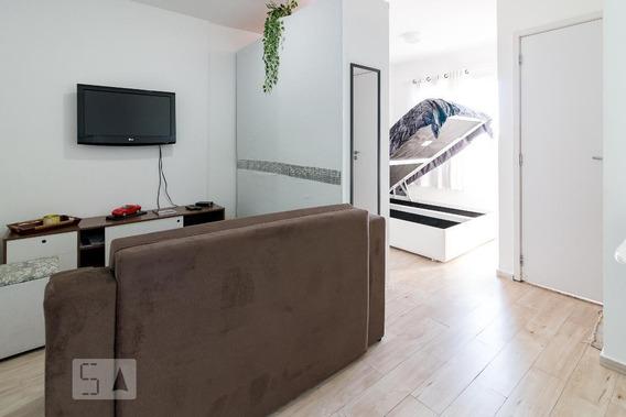 Apartamento Para Aluguel - Vila Augusta, 1 Quarto, 30 - 893068514