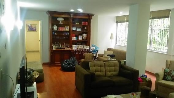 Apartamento Com 4 Quartos Para Comprar No Lagoa Em Rio De Janeiro/rj - 17881