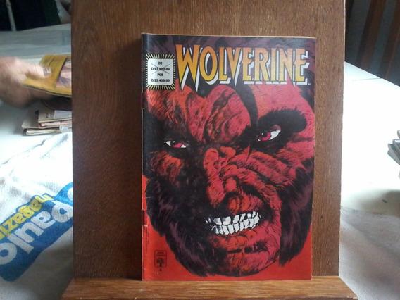 Hq Wolverine N º 4 - Original