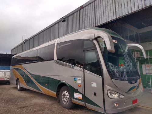 Ônibus Turismo Fretamentos Luxo Irizar I6 370 Mercedes 0500