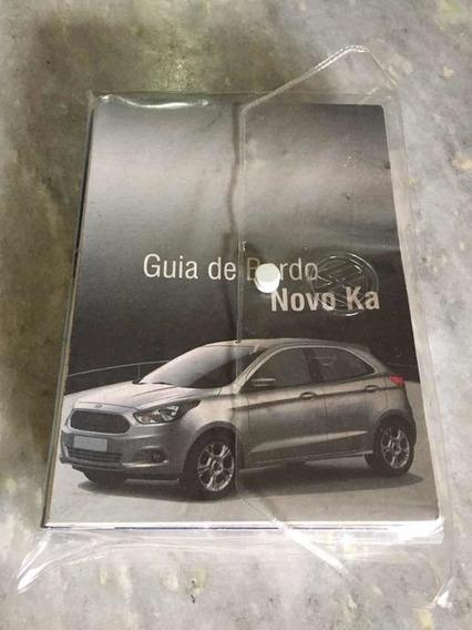 Manual Proprietário Ford Ka
