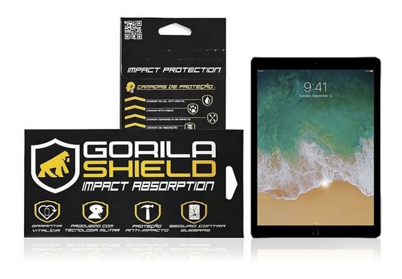 Película De Vidro Para Apple iPad Pro 10.5 - Gorila Shield