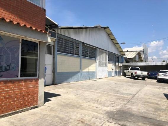 Galpon En Alquiler Zona Industrial 20-5817 Jm