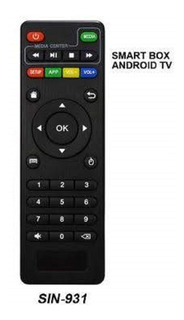 Control Remoto Smart Tv Box 931