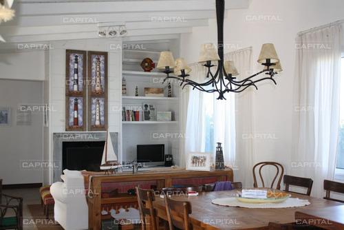 Casa En Alquiler En José Ignacio-ref:28343