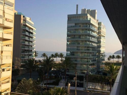 Apartamento Com 4 Dormitórios À Venda, 185 M² Por R$ 3.800.000,00 - Riviera - Módulo 8 - Bertioga/sp - Ap1024