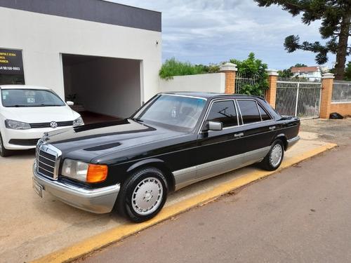 Imagem 1 de 11 de Mercedes-benz 260 Se  Ano 1986 Colecionador