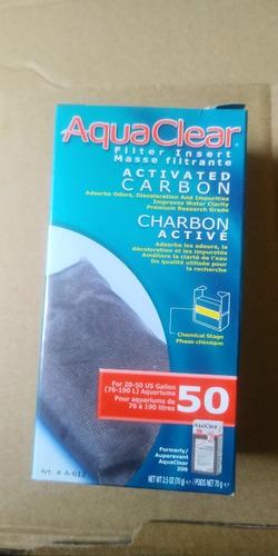 Imagen 1 de 1 de Hagen Aquaclear Repuesto Para Filtro Aquaclear 50 Carbon Acuario Peces Pecera