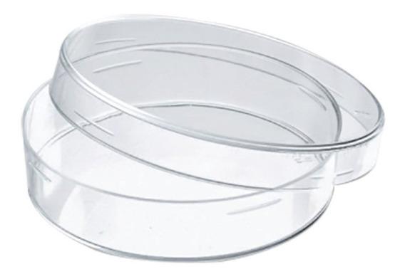 Caja Petri De Vidrio 100x15mm. Kimax. $17.00 C/u.