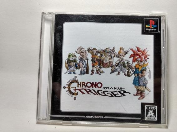 Chrono Trigger - Ps1 - Original Japonês