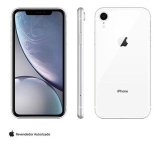 iPhone XR Branco 6,1 , 4g, 64 Gb Câmera De 12 Mp - Mry52br/a