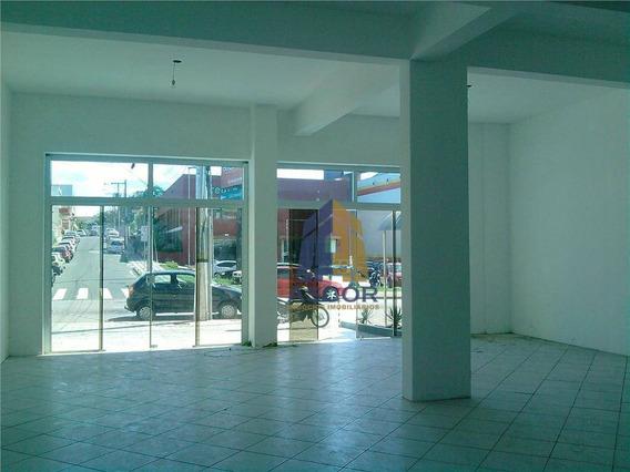 Loja Comercial Para Locação, Estreito, Florianópolis. - Lo0021
