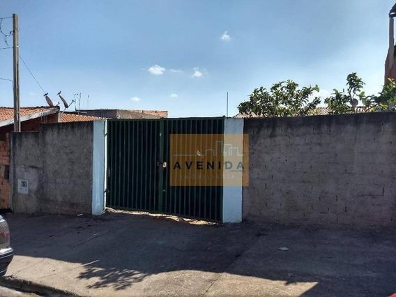 Casa Residencial À Venda, Parque Bom Retiro, Paulínia. - Ca1005