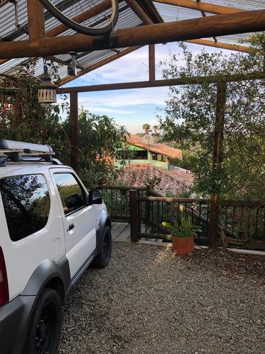 Cabaña En Santa Elena