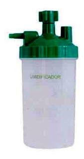 Copo Umidificador De Oxigênio 400 Ml