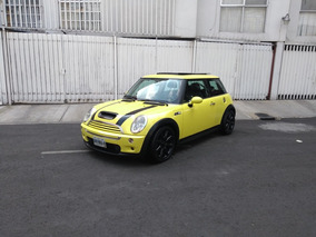 Mini Cooper S 1.6 Hot Chili Mt 2004