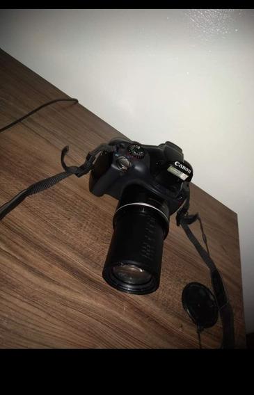 Câmera Cânon Powershot Sx30is