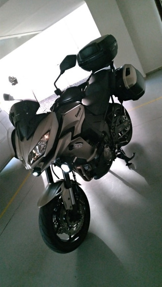 Kawasaki Versys 1000 Gtr Ano 2017 Impecável