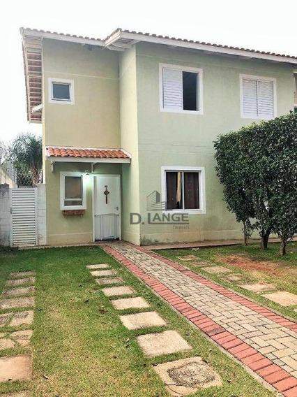 Casa Com 3 Dormitórios À Venda - Parque Jambeiro - Campinas/sp - Ca13443