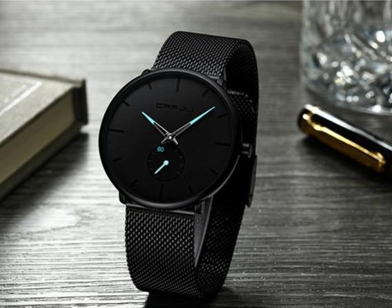 Reloj Crrju Elegante - Moda 2020
