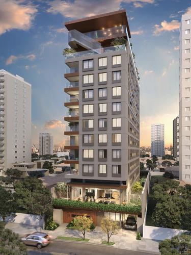Imagem 1 de 14 de Apartamento À Venda No Bairro Sumaré - São Paulo/sp - O-8707-25163