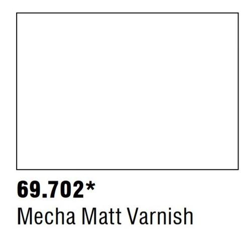 Vallejo 69702 Matt Varnish Mecha Tinta 17ml