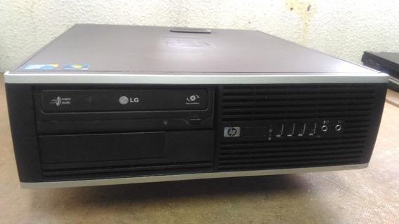Cpu Hp Compaq Modelo 8100 Sff - 04 Gb Ddr3 - Hd 500 Gb
