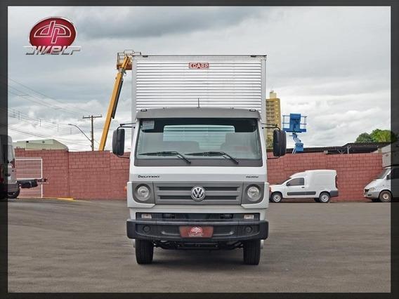 Vw Delivery 10.160 Drc 4x2 Baú
