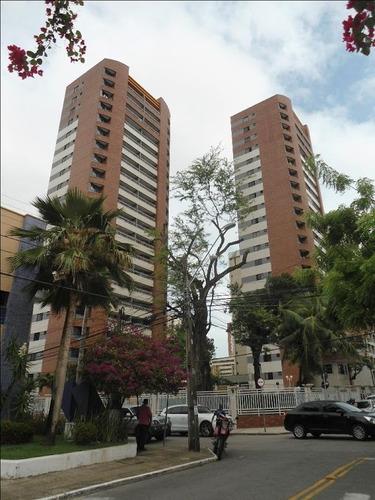 Apartamento À Venda, 115 M² Por R$ 599.000,00 - Aldeota - Fortaleza/ce - Ap2967
