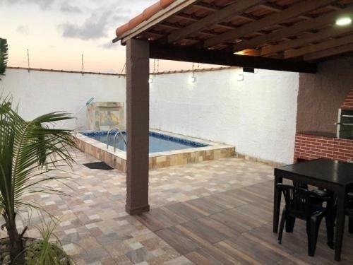 Casa Com Piscina 600 Mts Do Mar Em Itanhaém Litoral Sul Sp