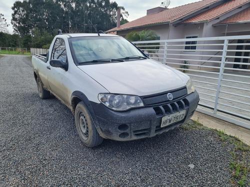 Imagem 1 de 4 de Fiat Strada 2007 1.4 Fire Flex 2p