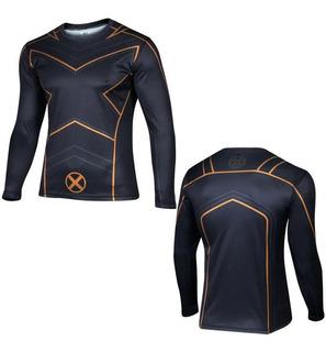 Camiseta X-men Deportiva X L Tipo Dry Fit Leer Descripcion