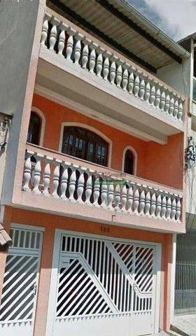 Imagem 1 de 3 de Sobrado Com 2 Dormitórios À Venda, 85 M² Por R$ 350.000 - Eldorado - Diadema/sp - So2372