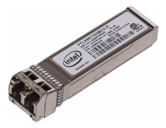 Transceiver Gbic Intel Sfp 10gb Ftlx8571d3bcv-it E10gsfpsr