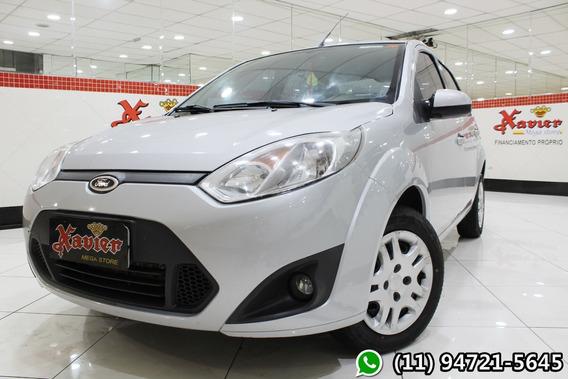 Fiesta Sedan 1.6 8v 2013 Prata Financiamento Próprio 8365